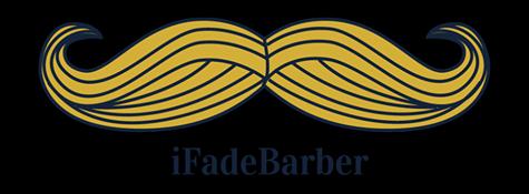 ifade barber logo